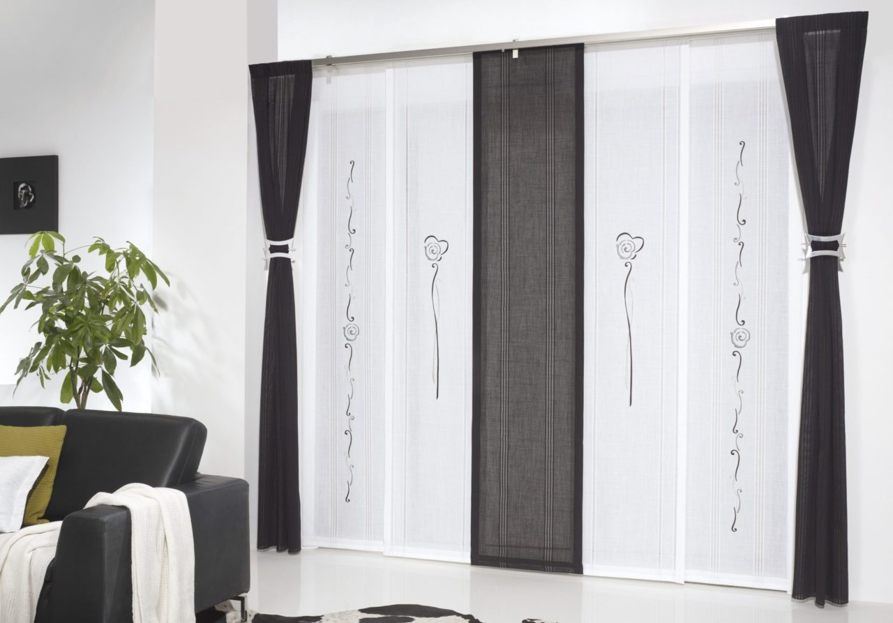 Panel japon s screen decoraciones dirk en m laga - Cortinas estilo japones ...